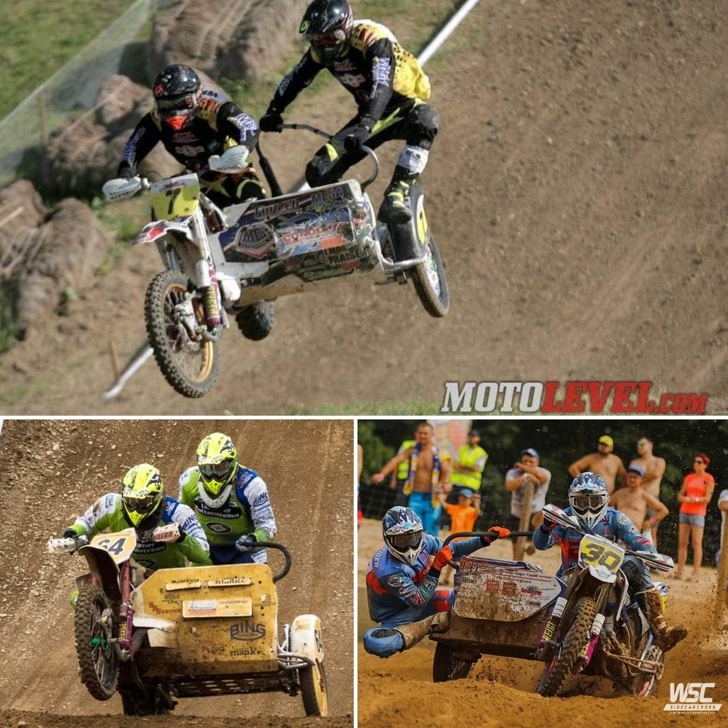 Sidecarcross of European Nations